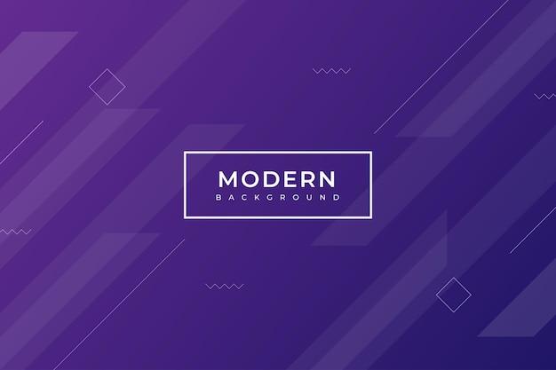Fundo moderno gardient abstrato