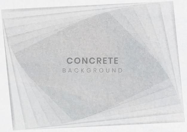 Fundo moderno geométrico 3d cinza