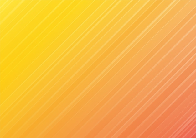 Fundo moderno gradiente laranja abstrato.