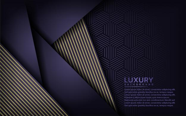 Fundo moderno roxo de luxo