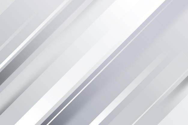 Fundo monocromático branco em movimento