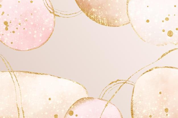 Fundo oleoso abstrato rosa claro