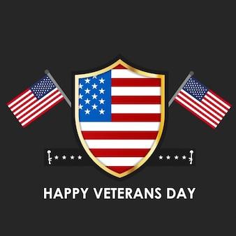 Fundo para o dia de veteranos