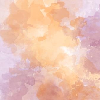 Fundo pastel aquarela