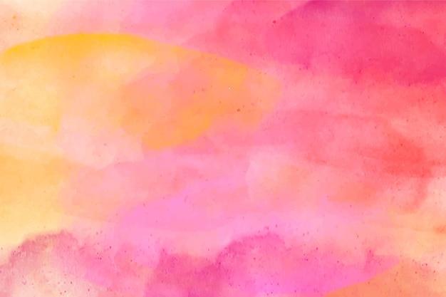 Fundo pintado em aquarela abstrata