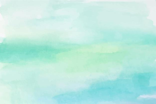 Fundo pintado em aquarela pastel