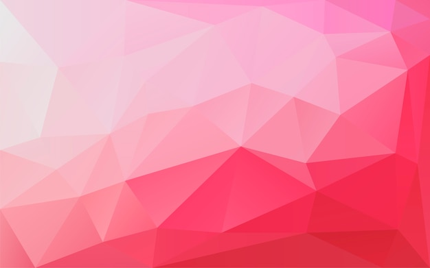 Fundo poligonal
