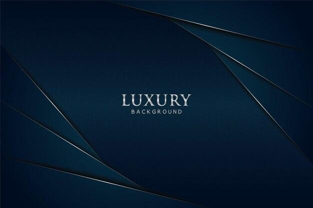 Fundo prata azul metálico luxuoso