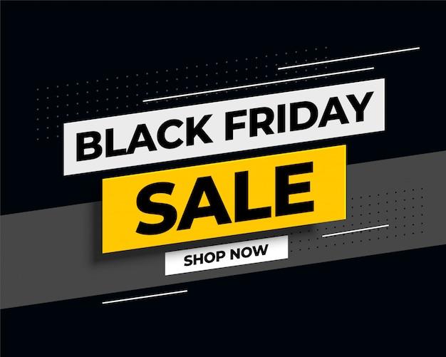 Fundo preto abstrato da venda da compra de sexta-feira