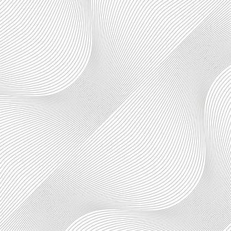 Fundo preto e branco com listras onduladas suaves