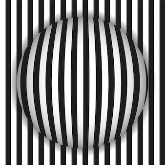 Fundo preto e branco.