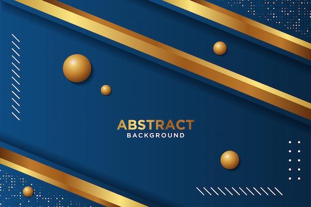 Fundo preto moderno com efeito de camadas de sobreposição 3d. elementos de design gráfico.