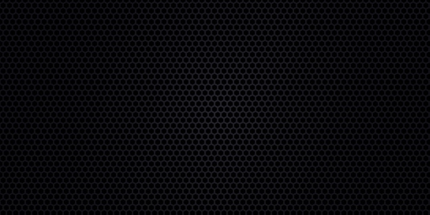 Fundo preto. textura de fibra de carbono escuro. fundo preto aço textura de metal.