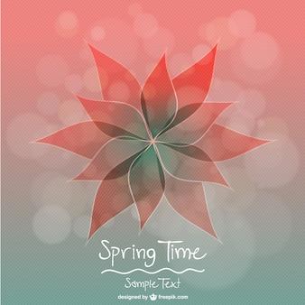 Fundo primavera