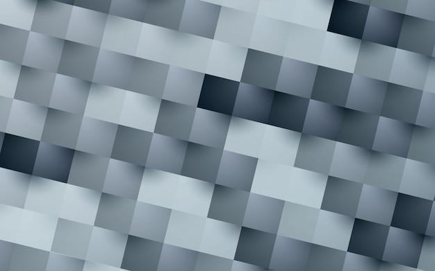 Fundo quadrado abstrato moderno