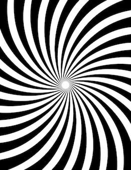 Fundo radial óptica