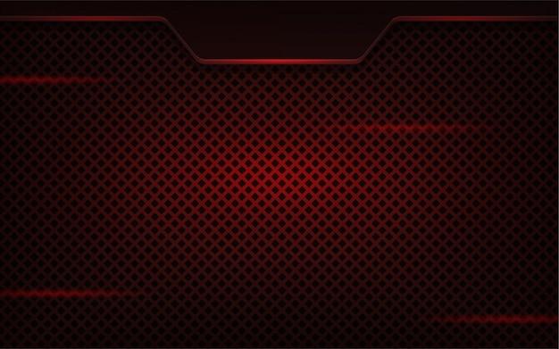 Fundo realista abstrato vermelho escuro