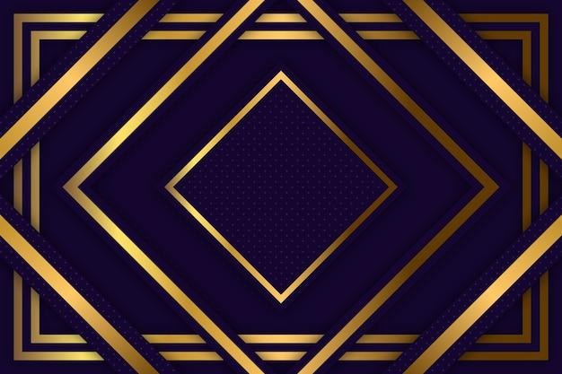 Fundo realista modelos geométricos elegantes