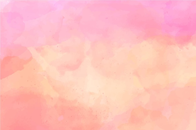 Fundo rosa aquarela abstrato
