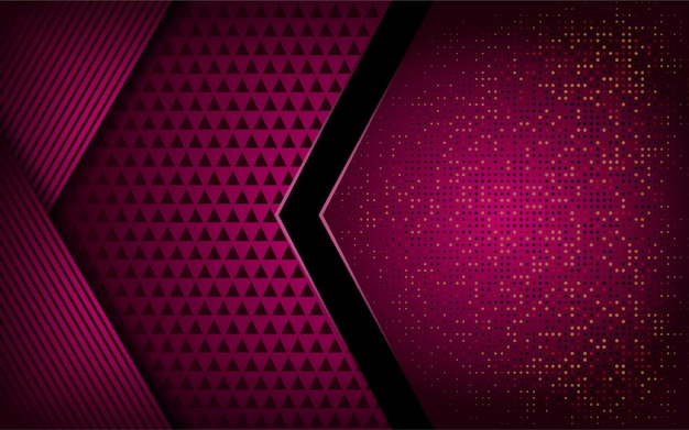 Fundo rosa brilhante moderno luxuoso