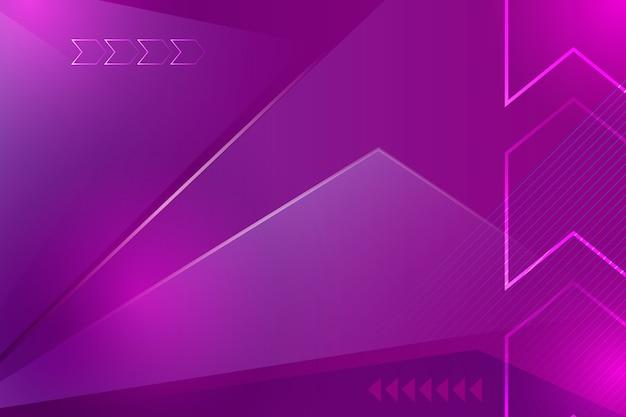 Fundo rosa futurista abstrato