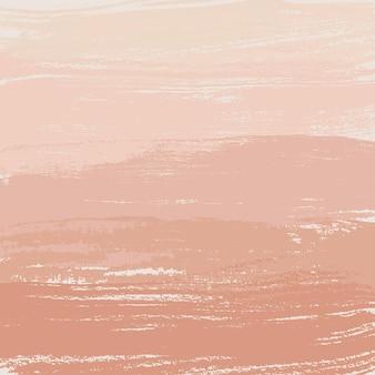 Fundo rosa pintura abstrata e papel de parede vetor gráfico vetorial pincel para pintura