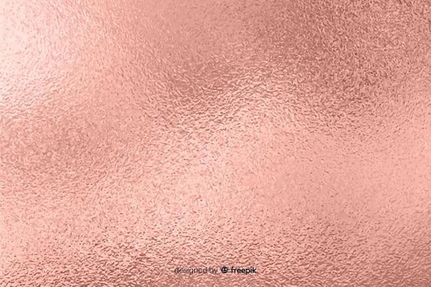 Fundo rosa textura metálica
