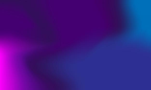 Fundo roxo e azul gradiente abstrato