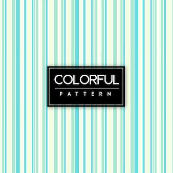 Fundo sem emenda do teste padrão das listras coloridas