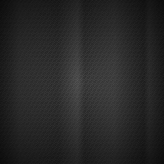 Fundo sem emenda do vetor. processo circular de metal preto