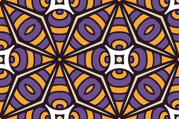 Fundo simples com elementos geométricos