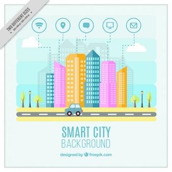 Fundo smart city