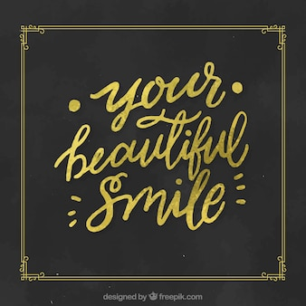 Fundo sorriso bonito