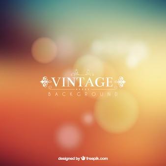 Fundo suave embaçada vintage
