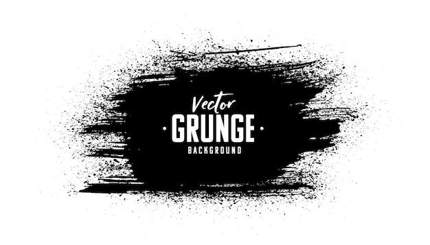 Fundo sujo de textura de respingos de grunge