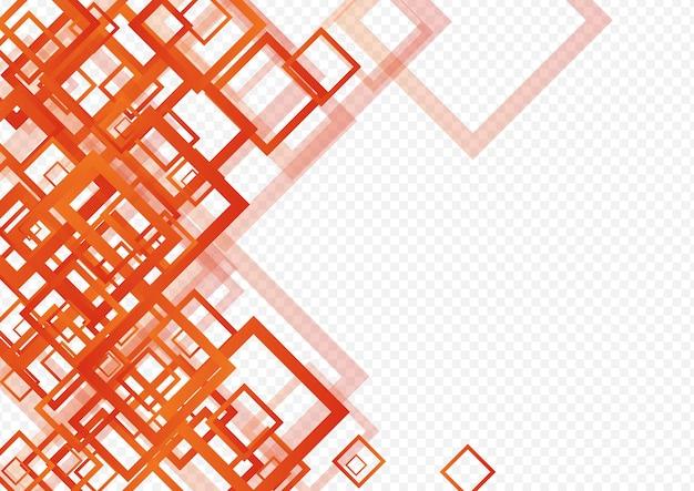 Fundo transparente do vetor da arquitetura do elemento cinza. cobertura em mosaico. modelo digital leve. papel de parede geométrico cinzento.