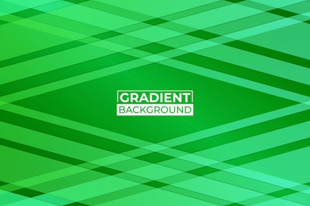 Fundo verde gradiente