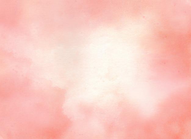 Fundo vermelho aquarela