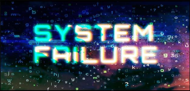 Fundo vermelho escuro de código binário de tecnologia abstrata. ataque cibernético, ransomware, malware, conceito de scareware