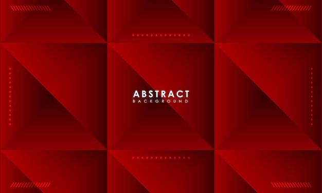 Fundo vermelho moderno com fundo digital de zero criativo conceito moderno de página de destino