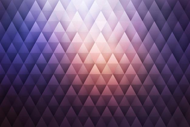 Fundo violeta abstrato geométrico