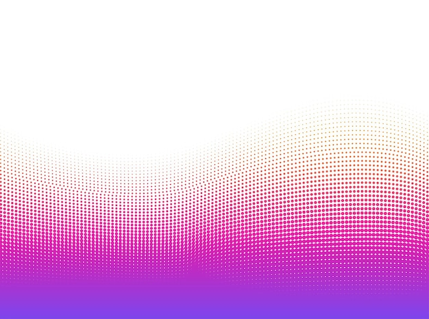 Fundo vívido do vetor dos gradientes vívidos dos pontos abstratos. design de padrão de meio-tom 3