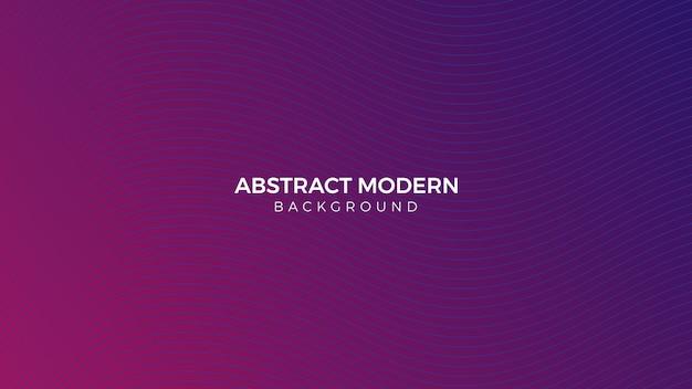 Fundos abstratos modernos