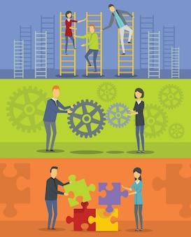 Fundos de construção de equipe