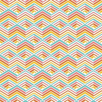 Fundos de ondas horizontalmente geométricas, ótimo para web, desktop, apresentação e produto