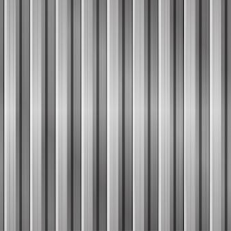 Gaiola de textura de metal sem costura para design gráfico. ilustração em vetor de fundo de barras de prisão.