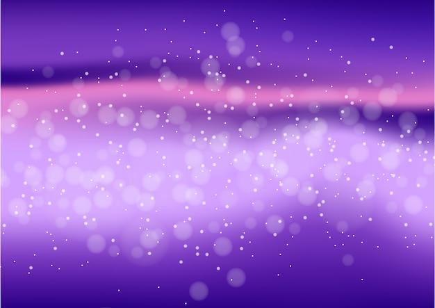 Galáxia colorida fantástica, fundo cósmico