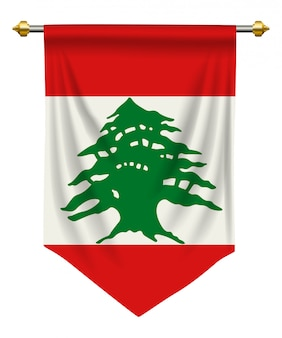 Galhardete do líbano
