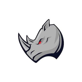 Gamers logo team vetor grátis