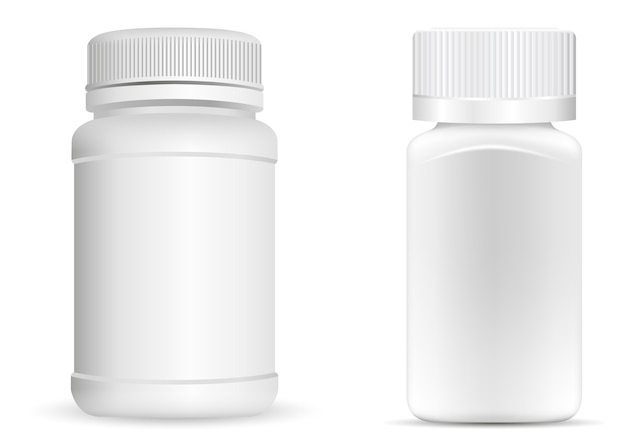 Garrafa de pílulas